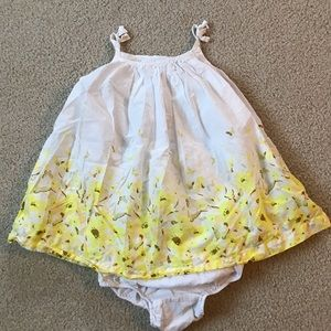 12-18 month Baby Gap pleated dress